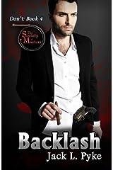 Backlash (Don't) (Volume 4) Paperback