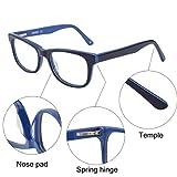 Blue Light Shield Computer Reading/Gaming Glasses