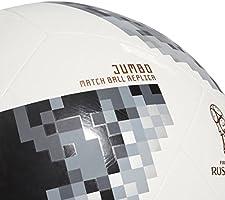 adidas FIFA World Cup 2018 Rusia Jumbo - Balón de fútbol: Amazon ...