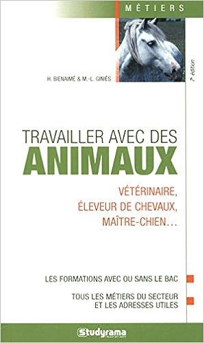 En ligne téléchargement gratuit Travailler avec des animaux pdf, epub ebook