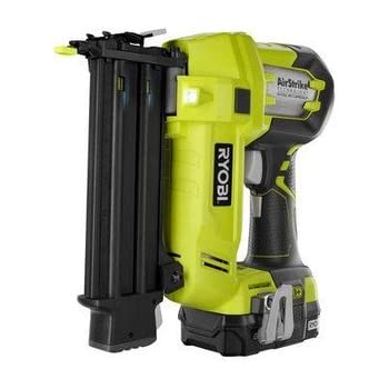 Ryobi ZRP854 ONE Plus 18V Cordless Lithium-Ion 2 in. Brad Nailer (Certified Refurbished)