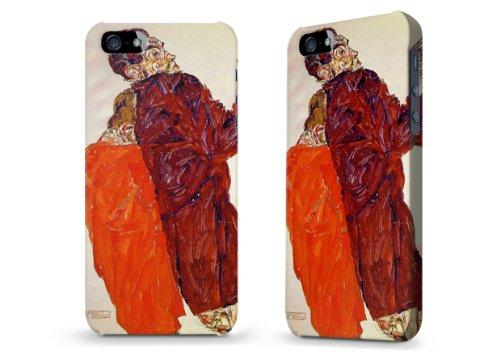 """Hülle / Case / Cover für iPhone 5 und 5s - """"truth unveiled"""" von Egon Schiele"""