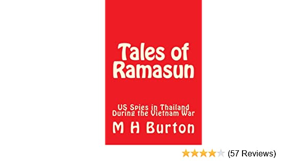 Tales of Ramasun (US Spies in Thailand During the Vietnam War Book 1)