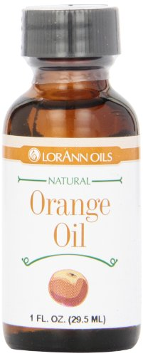 ring Oils, Natural Orange Oil, 1 Ounce Bottle ()