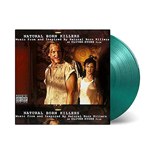 Natural Born Killers: Music From And Inspired By Natural Born Killers (Music On Vinyl 180g, Green Colored Vinyl) Vinyl 2LP