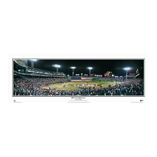 2004 World Series Fenway Park Jigsaw Puzzle 616pc by Everlasting -
