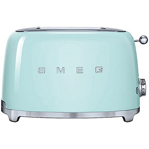 Smeg 2-Slice Toaster-Pastel Green by Smeg