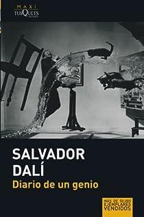 Diario de un genio par Dalí