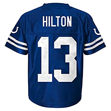 new arrival c02c3 887f2 Amazon.com : Outerstuff T.Y. Hilton Indianapolis Colts #13 ...