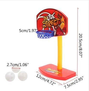 Basketball Hoop Parrot Pet Toys With 3 pcs Balls