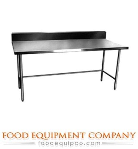 Winholt DTB-3036 STANDARD Series Stainle - 3036 Work Table Backsplash Shopping Results