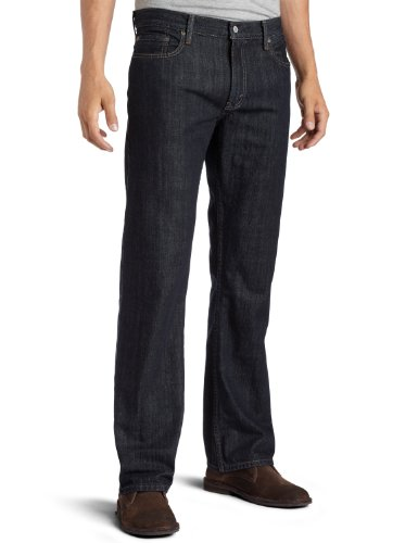 Levi's Men's 527 Low Rise Boot Cut Jean, Tumbled Rigid, 33X34
