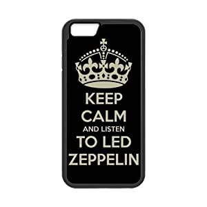 iPhone 6 Case, [Led Zeppelin ] iPhone 6 (4.7) Case Custom Durable Case Cover for iPhone6 TPU case(Laser Technology)