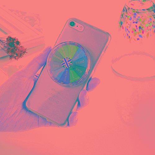 Phone Taschen & Schalen Für iPhone 6 & 6s TPU Lucky Plattenspieler Schutzhülle zurück Fall