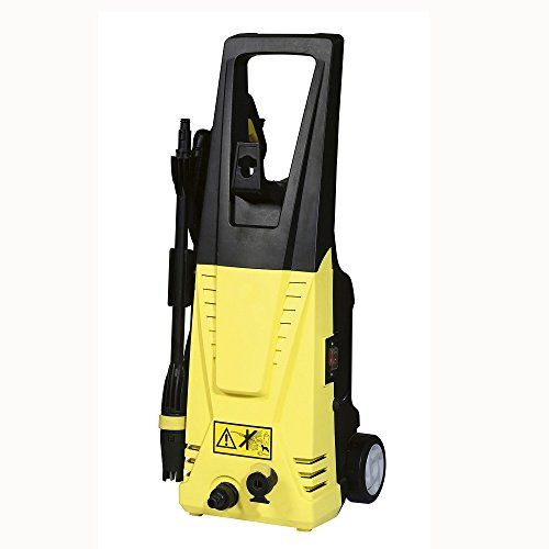 Electric Power Pressure Washer Machine Cleaner Kit Premium 2000 PSI 1.5 GPM Gun with nozzle, hose, brush Tools Accessories by eucool
