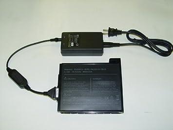 Amazon.com: Cargador de batería externo para portátil ...