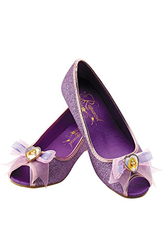 Rapunzel Disney Princess Tangled Prestige Shoes, 13/1 Large