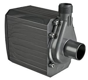 Supreme-Hydroponics 40140 Submersible and Inline Use Pumps with Venturi, 2400-Gallon