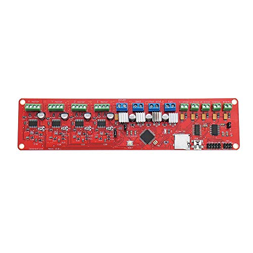 (TOOGOO for Melzi 2.0 Control Board 1284P Prusa I3 Controller Board Mainboard for 3D Printer )