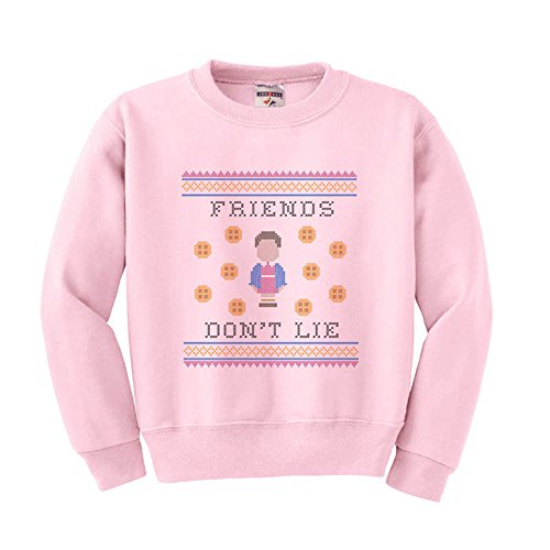 Friends Don't Lie Youth Kids Sweatshirt