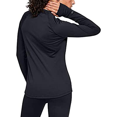 Amazon.com : Under Armour Outerwear Womens Base Crew 3.0 : Clothing