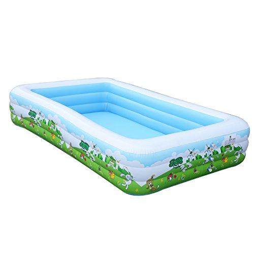 IJHTYDWSPPN YQOOO; piscina de verano para adultos, piscina ...