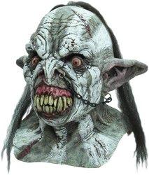 Latex Mask: Battle Orc -