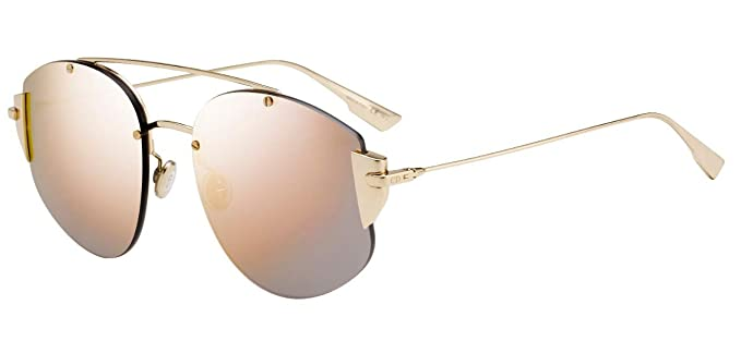 ee0b62c463cb Amazon.com  Dior DIOR STRONGER GOLD GREY GOLD 58 18 145 women ...