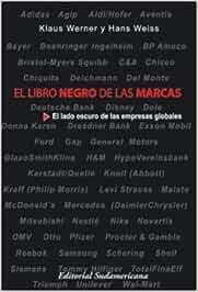 El Libro Negro de Las Marcas: Amazon.es: Werner, Klaus, Weiss, Hans: Libros