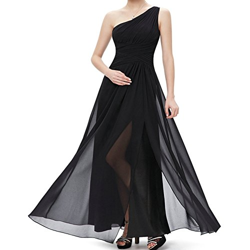 You Smile6 Prom Dresses Pretty Sexy Long Elegant Slimming Stylish Shining Floor Length 2017 Black 8 (1920 Hairstyles For Long Hair)
