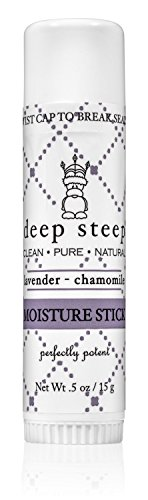 Deep Steep Moisture Stick, Lavender Chamomile, 0.5 Ounce (Pack of 12)
