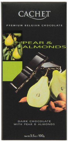 cachet-dark-chocolate-with-pear-almonds-35-ounce-bars-pack-of-6