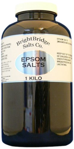 Sales Brightbridge sales de Epsom 1 kg Gemini Health Products Ltd 66878
