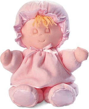 Classic So-Soft Baby Doll from Genius Baby Toys