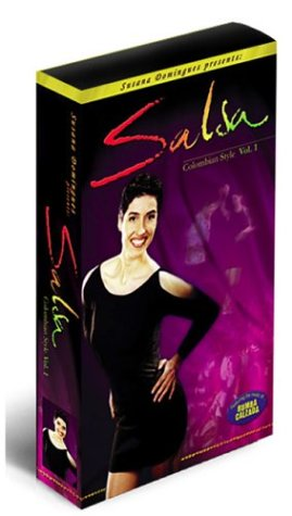 Salsa Dance Colombian Style [VHS]