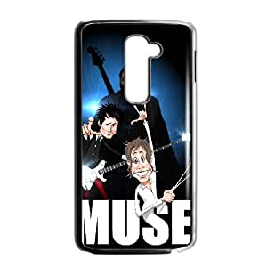 LG G2 Cell Phone Case Black Muse TY_F02577