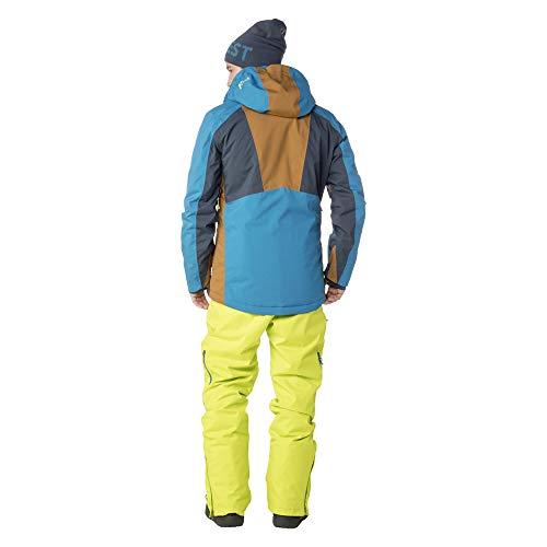 Blue Warrior Intense Veste Protest Ski Homme qgnX88Twd