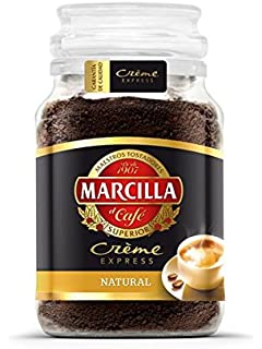 Marcilla SOLUBLE CRÈME EXPRESS NATURAL - [Pack de 2]