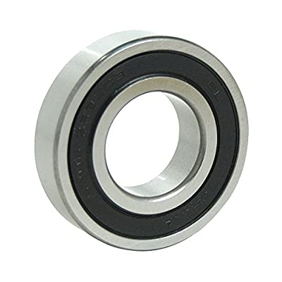 6204-2RS Sealed Bearings 20x47x14 Ball Bearing/Pre-Lubricated-4 Bearings: Toys & Games