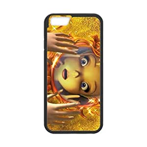iPhone 6 4.7 Inch Cell Phone Case Black Tinker Bell and the Lost Treasure Character Blaze