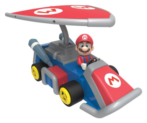 K'NEX Nintendo Mario Kart 7 Mario Pullback Glider Kart
