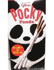 日亚: 格力高POCKY熊猫涂层饼干棒 十盒装   1390日元约¥71.7
