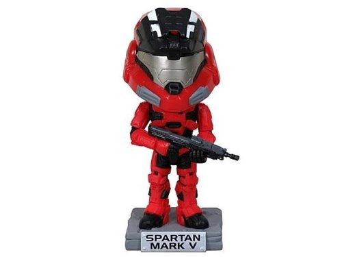 Funko  Bobble Head Halo Mark V red 18 cm  0830395024301