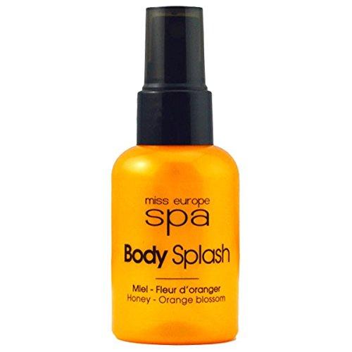 BODY SPLASH - Miel & Fleur d'Oranger Europ Cosmetics