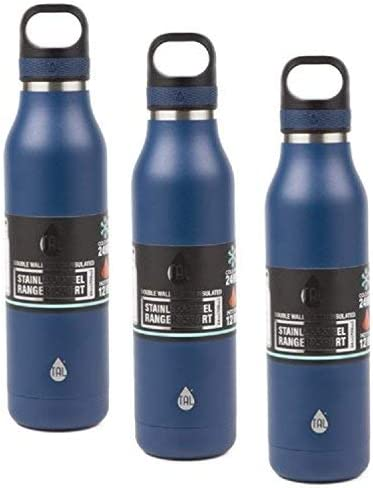 Amazon Com Tal Pack Of 3 Blush 24oz Double Wall Vacuum Navy Insulated Stainless Sport Water Bottle Home Improvement Get these amazing deals on tal water bottles. tal pack of 3 blush 24oz double wall vacuum navy insulated stainless sport water bottle