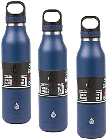 TAL Blush 24oz Double Wall Vacuum Stainless Steel Insulated Stainless Sport Water Bottle