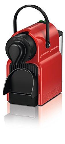 Breville-Nespresso USA BEC120RED1AUC1 Inissia Espresso Machine, 100, Red