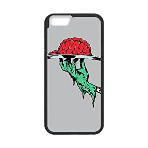 """QNMLGB Zombie4 Phone Case For iPhone 6 Plus (5.5"""") [Pattern-1]"""