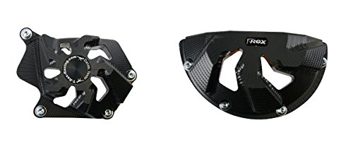 T-Rex Racing 2017-2019 Yamaha YZF-R6 YZFR6 Engine Case Covers ()