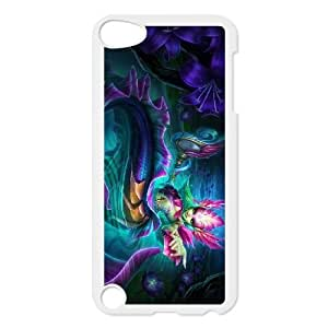 ipod 5 phone case White nami league of legends SDF4539488